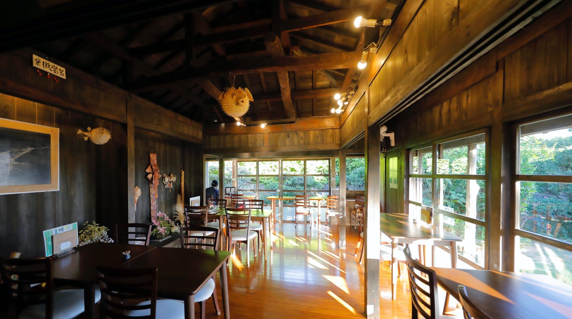 古民宅咖啡廳 喜色 kiiro