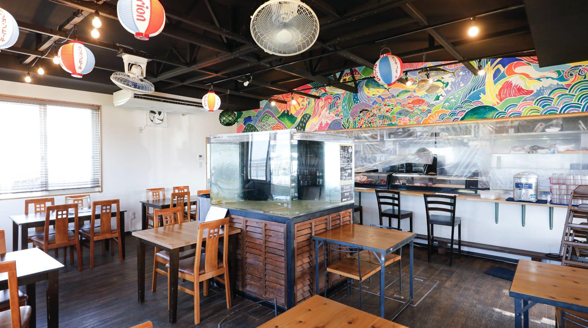 国頭港食堂