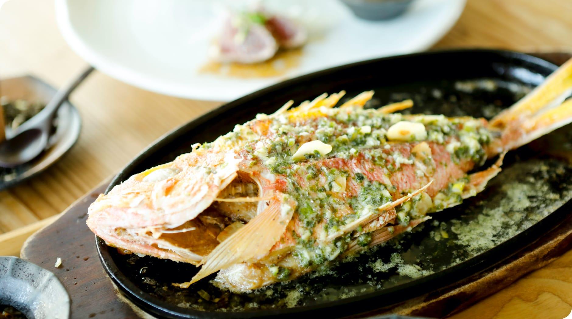 Itoman Fisherman's Restaurant