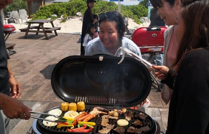 Nagannu 燒烤(11:30~13:00 90分鐘)