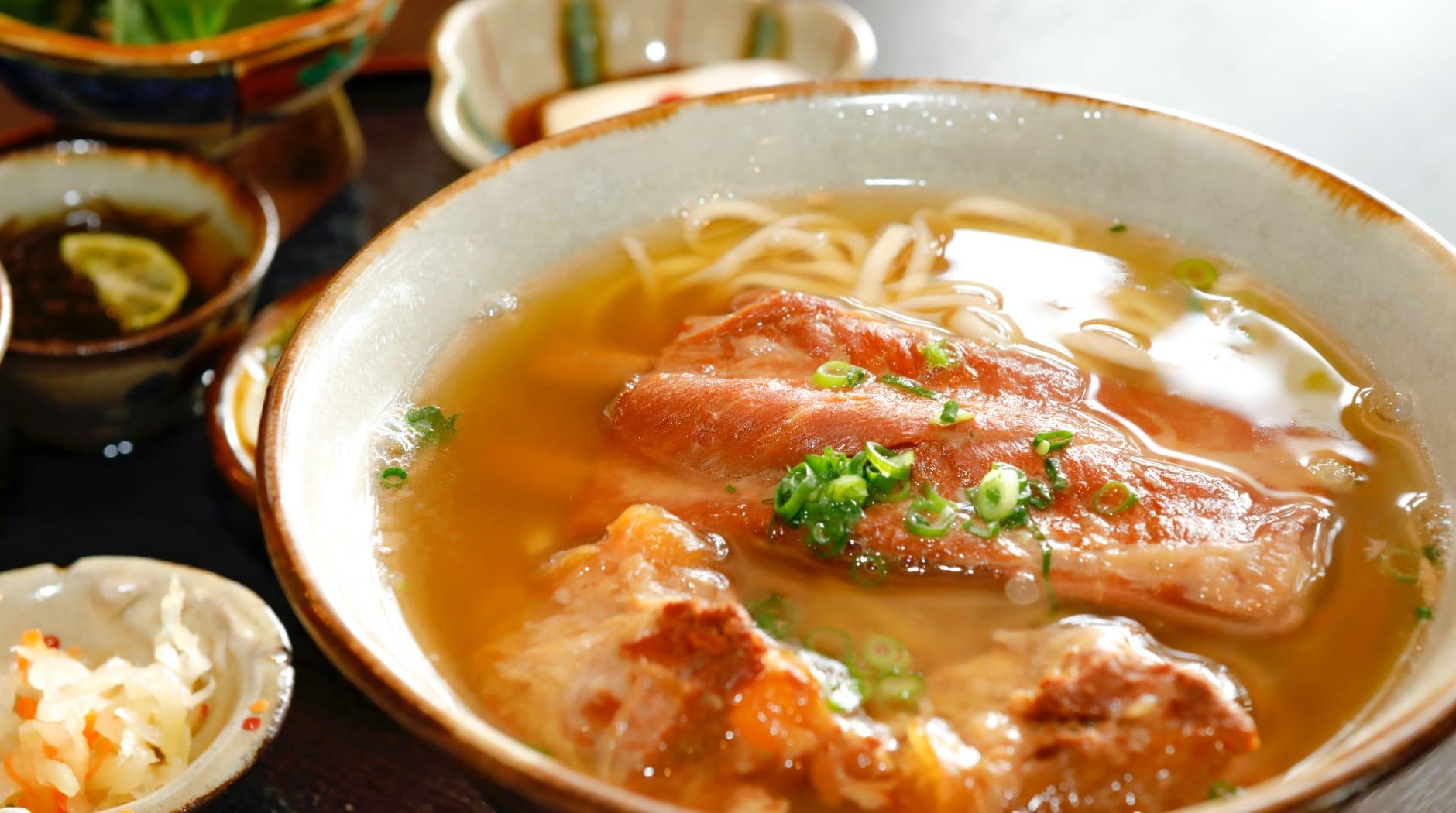 Ryukyuan Cuisine Nuchigafu