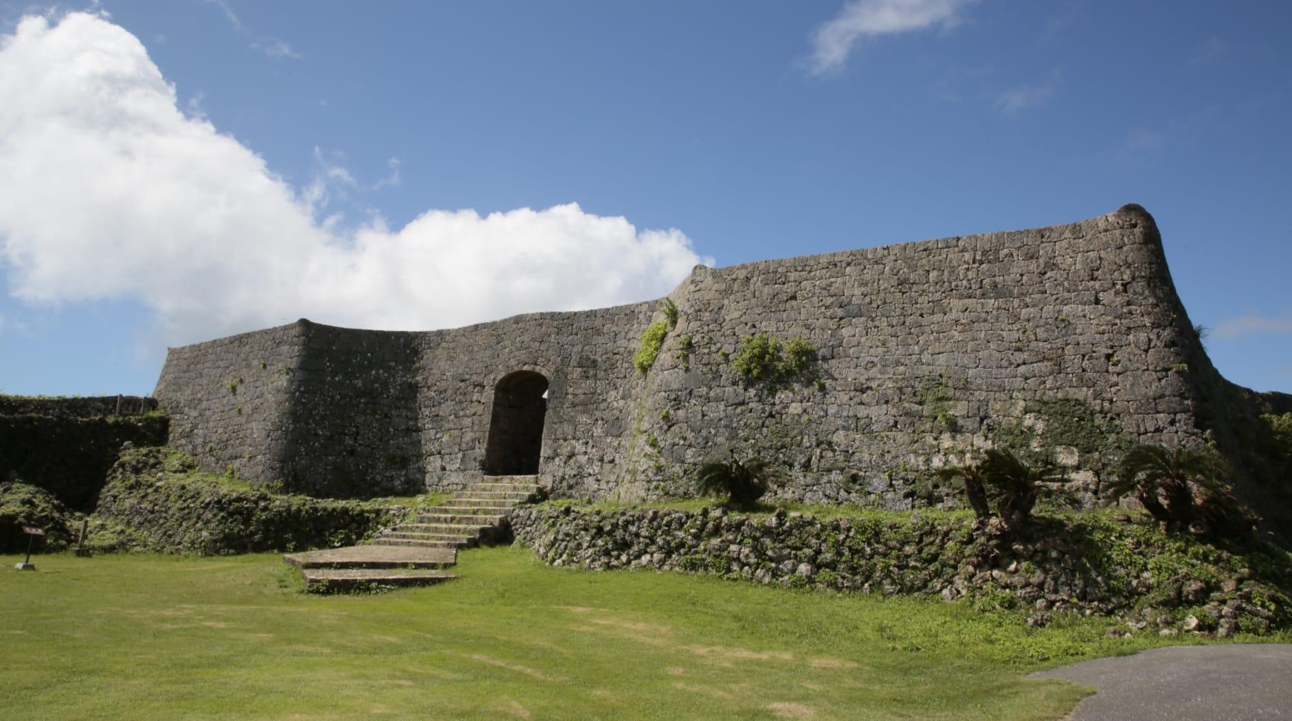 Nakagusuku Castle Site