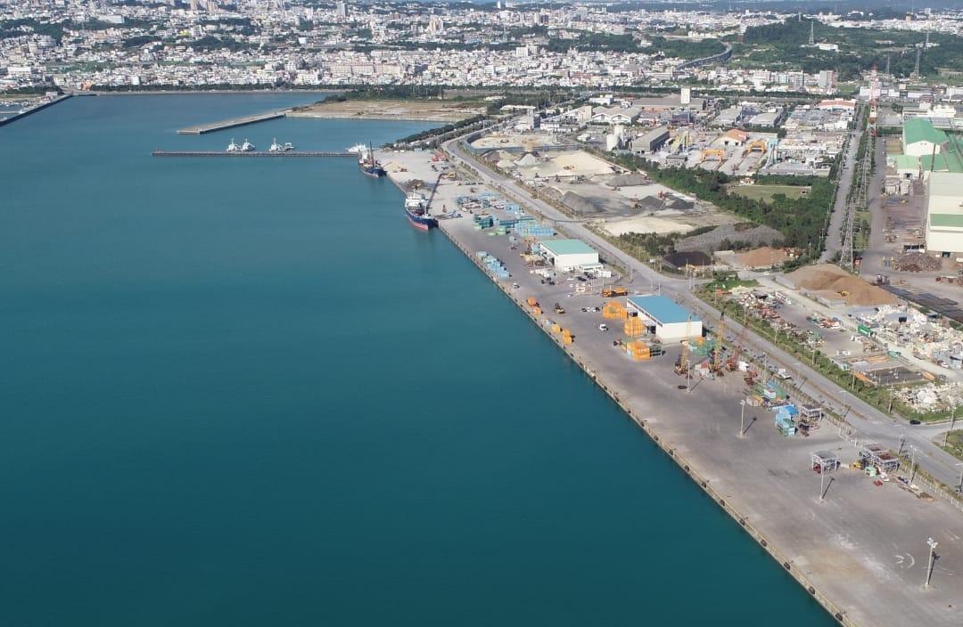 Nakagusukuwan Port