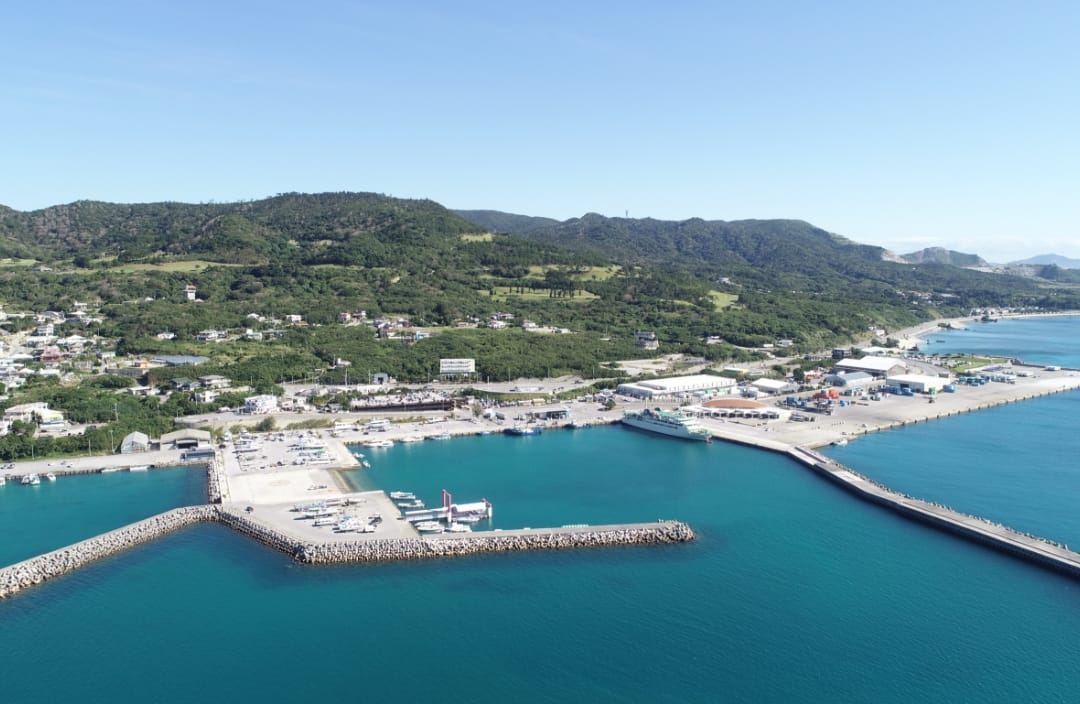 Motobu Port